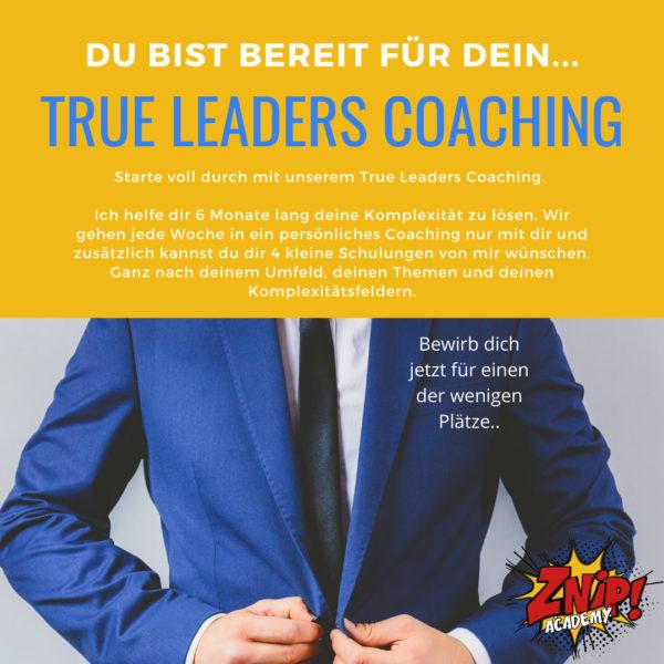 True Leaders Coaching